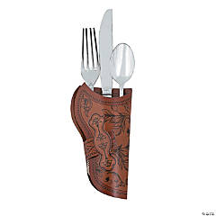 Holster Silverware Holders