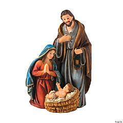 Holy Family Nativity Figurine