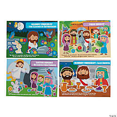 Holy Week Mini Stickers Scenes