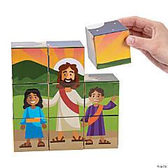 Holy Week Puzzle Blocks