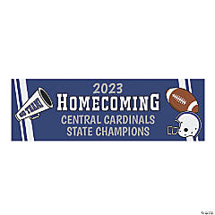 Homecoming Custom Banner - Large