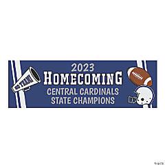 Homecoming Custom Banner - Medium