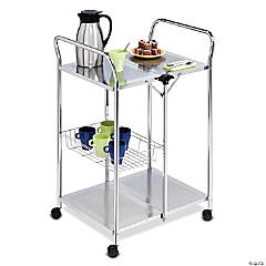 Honey Can Do Deluxe Foldable Push Cart