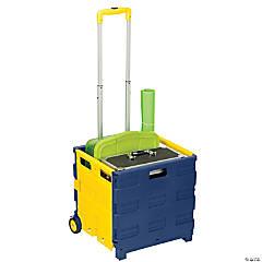 Honey Can Do Folding Crate Cart