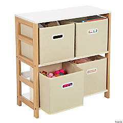 Honey Can Do Kids 4 Bin Organizer