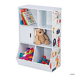 Honey Can Do Kids 6-Cube Storage Caddy