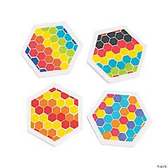 Honeycomb Erasers