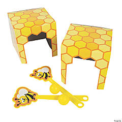 Honeycomb Fly Swatter Hockey Game