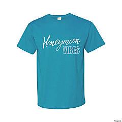 Honeymoon Vibes Adult's T-Shirt - Large