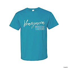 Honeymoon Vibes Adult's T-Shirt - Medium