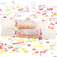 Hooray Confetti Poppers