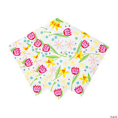 Hop to It Easter Napkins