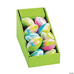 Hoppy Easter Footballs PDQ