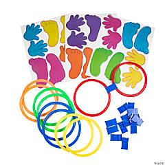 Hopscotch Rings & Clings Boredom Buster Kit