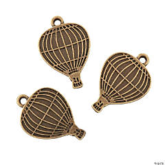 Hot Air Balloon Charms