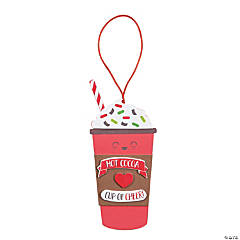 Hot Cocoa Sign Craft Kit