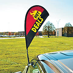 Hot Deals Swoop Car Flag