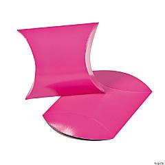 Hot Pink Pillow Boxes