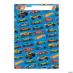 Hot Wheels® Folded Goody Bags
