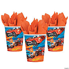 Hot Wheels® Wild Racer Paper Cups