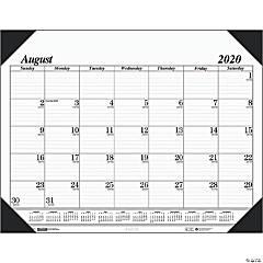 House of Doolittle Economy Academic Desk Calendar, Aug-Dec
