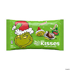 How the Grinch Stole Hershey's<sup>®</sup> Kisses<sup>®</sup>