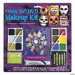 """""""How To"""" DVD Makeup Kit"""