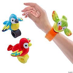 Hugging Stuffed Bird Bracelets
