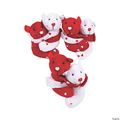 Hugging Valentine's Day Stuffed Bears