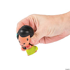 Hula Girl Stress Toys