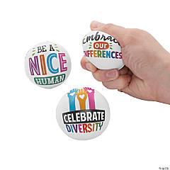 Humankind, Unity & Diversity Stress Balls