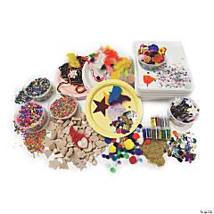 Hygloss® Collage Treasure Craft Box