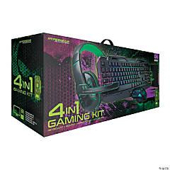 Hypergear Pro Gaming Series: 4-in-1 Gaming Kit