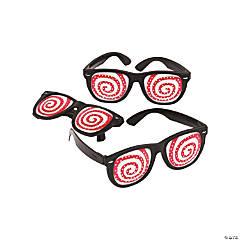 Hypnotic Spiral Pinhole Glasses