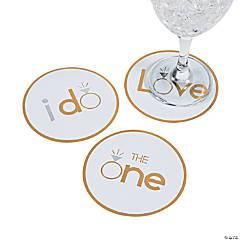 I Do/Love/The One Coasters