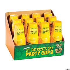 I'll Be Irish In A Few Plastic Cups