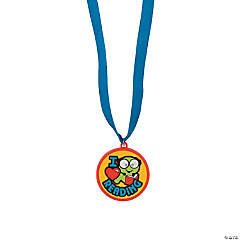 I Love Reading Award Medals
