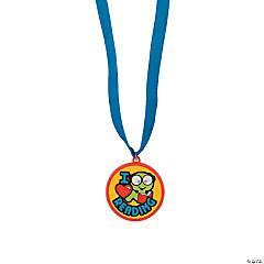 I Love Reading Award Medals