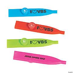 I Love VBS Kazoos