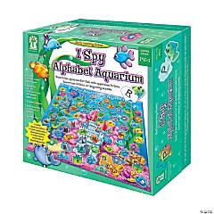 I Spy Alphabet Aquarium Game