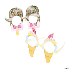 Ice Cream & Ice Pop Glasses