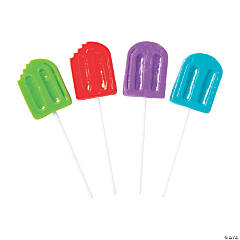 Ice Pop Party Lollipops