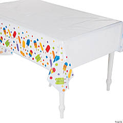 Ice Pop Party Tablecloth