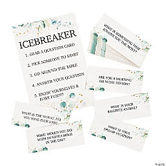 Icebreaker Guest Game Cards