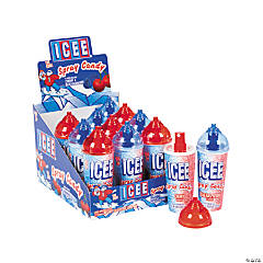 Icee® Spray Candy