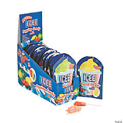 Icee® Popping Hard Candy With Lollipops
