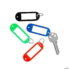 ID Tag Keychains - 50 Pc.