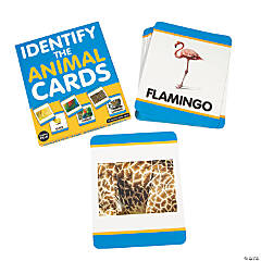 Identify the Animal Cards