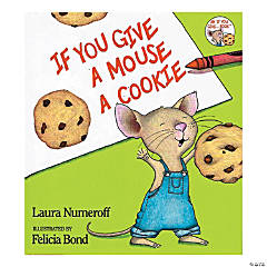 """If You Give a Mouse a Cookie Big Book"""