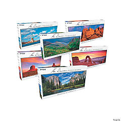 Images of America Panoramic Puzzle